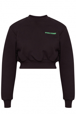Sweatshirt with logo od Opening Ceremony