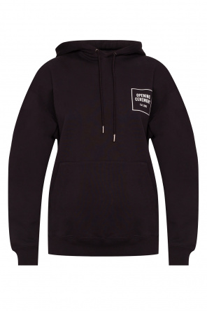Hoodie with logo od Opening Ceremony