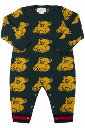 Teddy bear romper suit od Gucci Kids