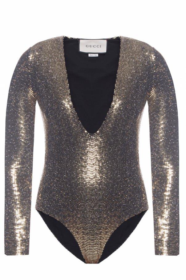 Gucci Shimmering bodysuit