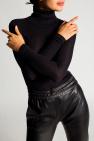 Saint Laurent Rib-knit turtleneck sweater