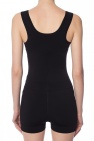 Bodysuit with straps od Alaia