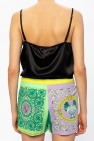 Versace Silk body with straps