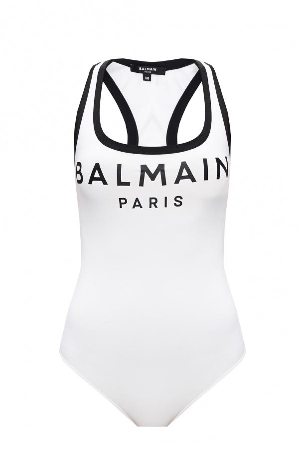 Balmain Bodysuit with logo