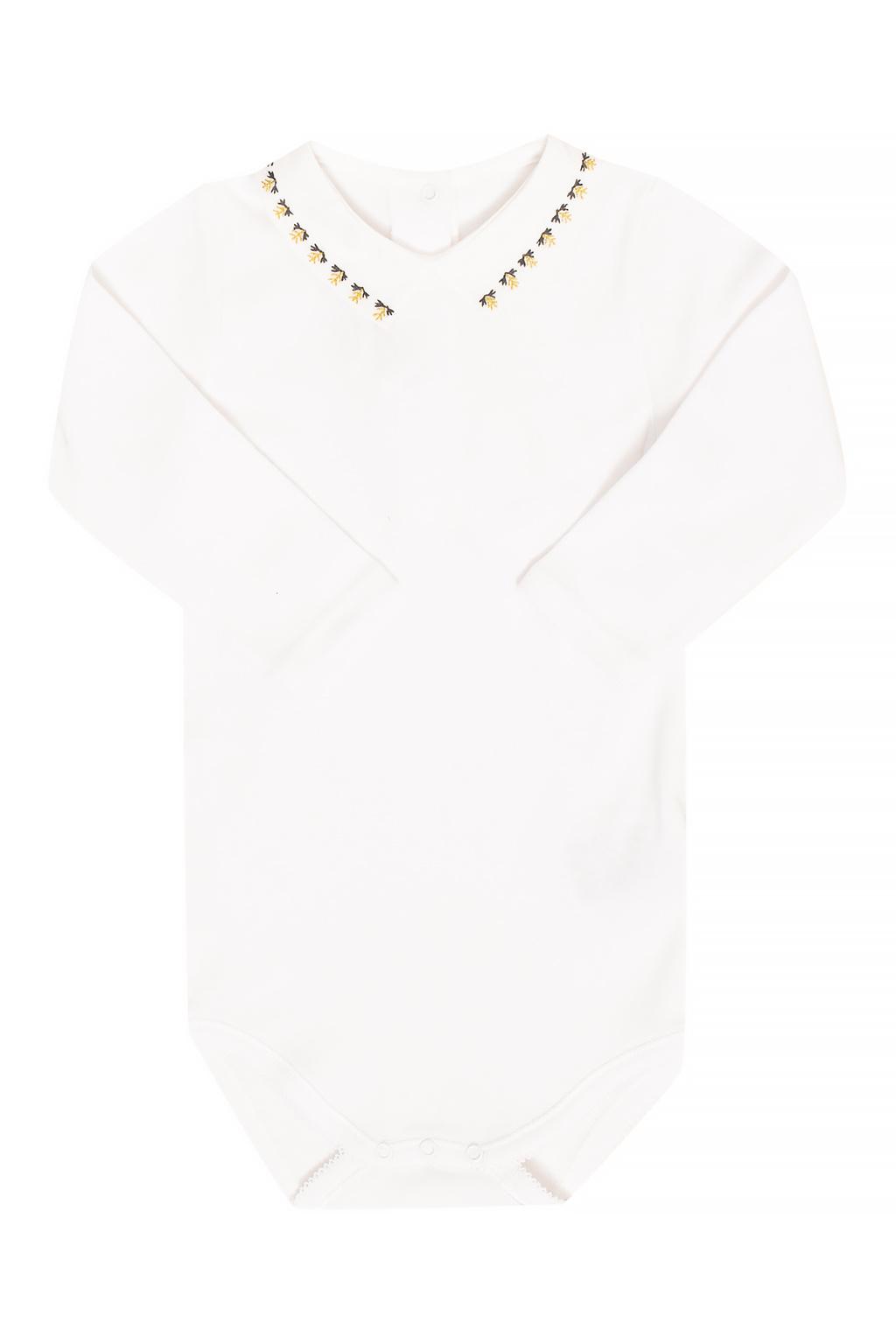 Bonpoint  Long-sleeved bodysuit