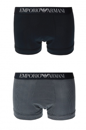 Branded boxers 2-pack od Emporio Armani
