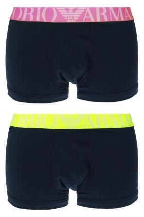 Branded boxers 2-pack od Emporio Armani
