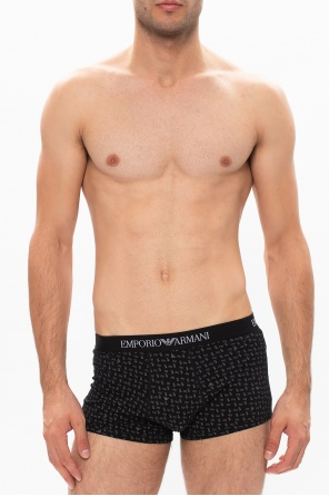 Boxers three-pack od Emporio Armani