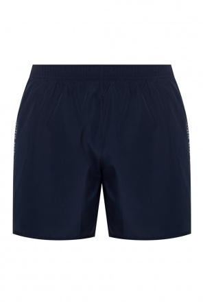 Swim shorts with logo od EA7 Emporio Armani
