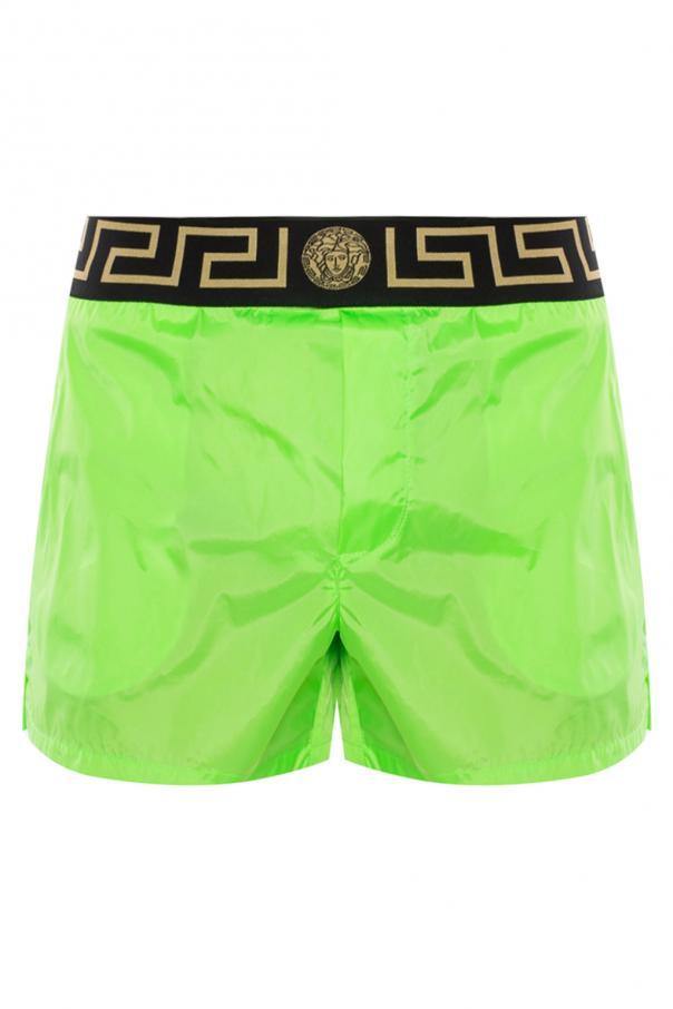d817b20b65 Medusa head motif swim shorts Versace - Vitkac shop online
