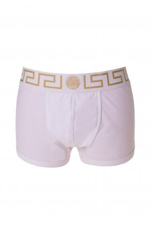 Cotton boxer shorts od Versace