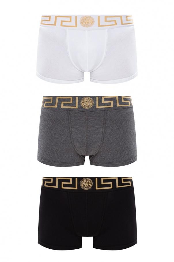 Versace Logo boxers 3-pack