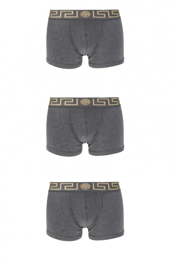 Versace Medusa head boxers 3-pack