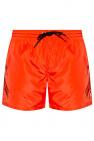 Diesel Swim shorts with logo