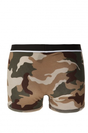 Patterned boxers od Balmain