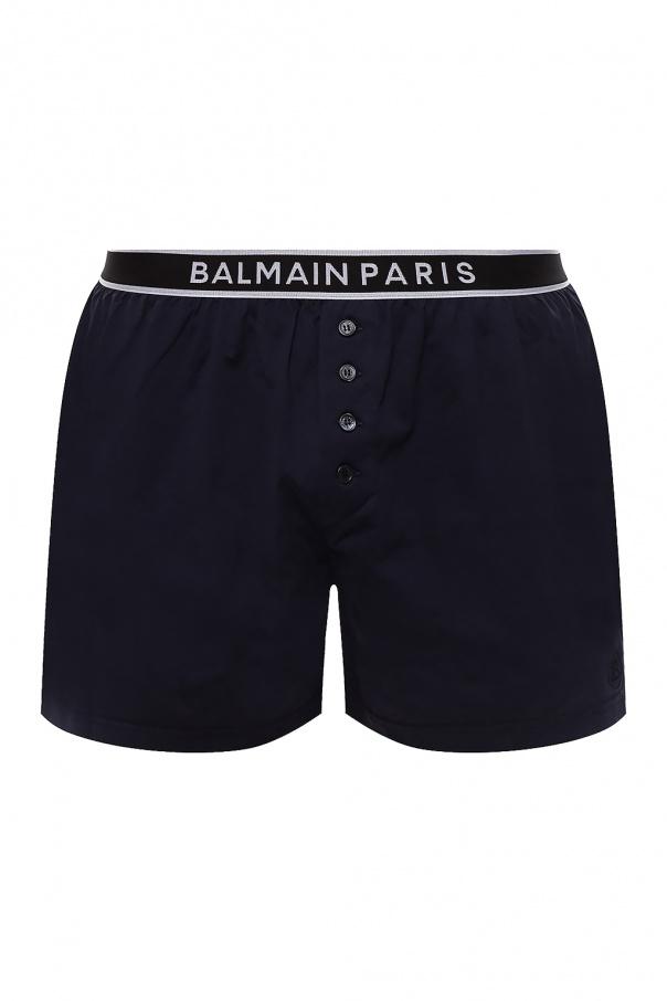 Balmain Logo boxers