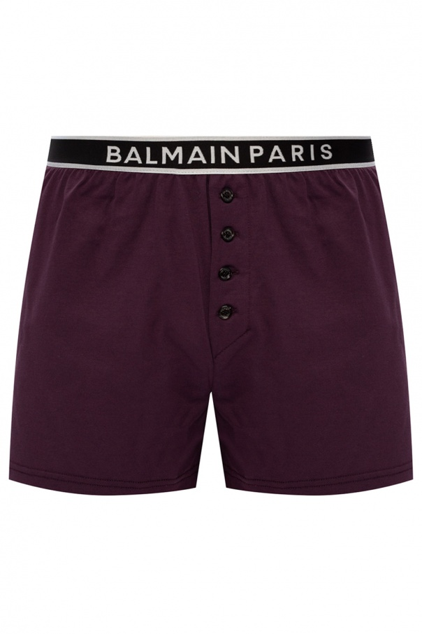 Balmain Boxers with logo