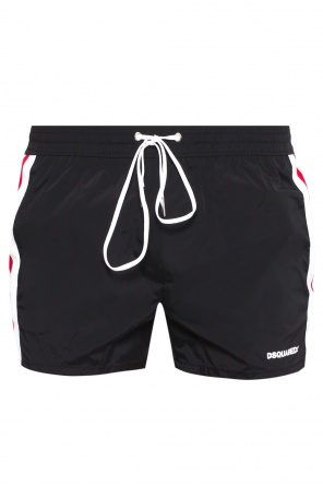 Side-stripe swim shorts od Dsquared2
