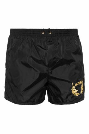 Embroidered swim shorts od Dsquared2