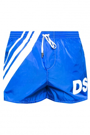 Swim shorts with logo od Dsquared2