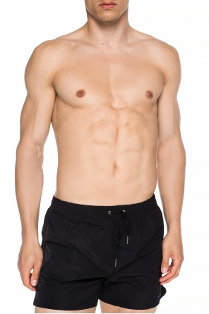 Logo swimming shorts od Dsquared2
