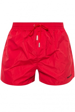 Printed swim shorts od Dsquared2