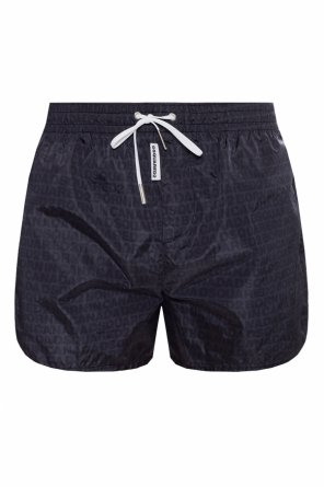 Logo swim shorts od Dsquared2