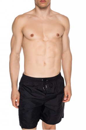 Drawstring swimming shorts od Dsquared2