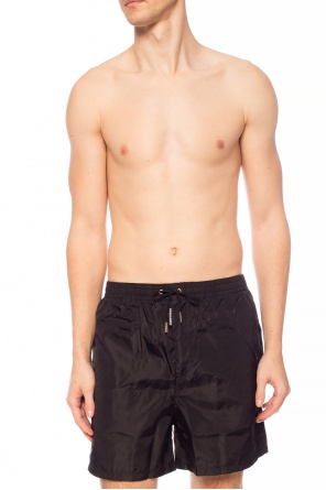 Swimming shorts with pockets od Dsquared2
