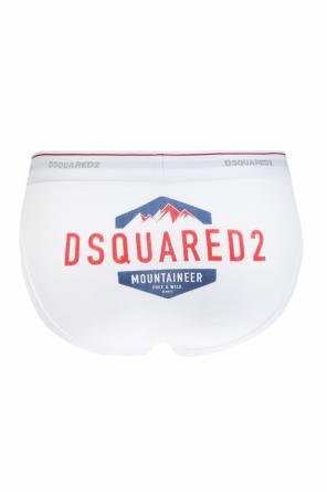 Printed briefs od Dsquared2