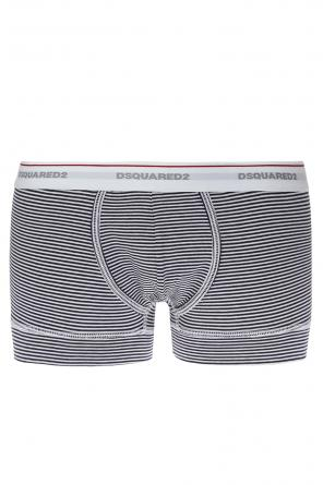Pinstriped boxers od Dsquared2