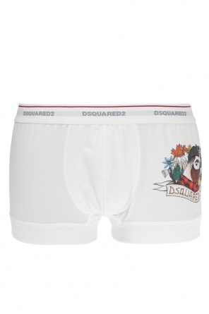 Printed boxers od Dsquared2
