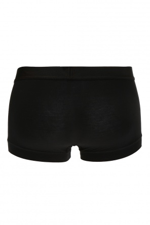 Logo-stitched boxers od Dsquared2