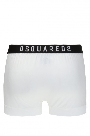 Boxers with embroidered lettering od Dsquared2