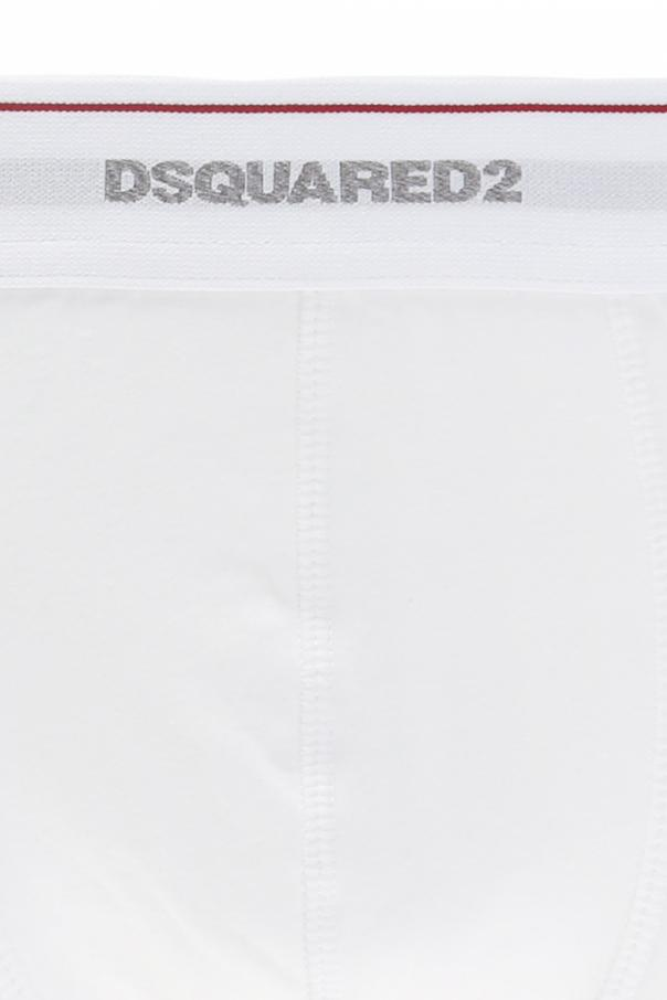 Three-pack of boxer shorts with a logo od Dsquared2