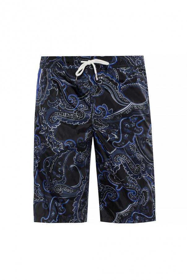 97624e6d4b Patterned swim shorts Moncler - Vitkac shop online