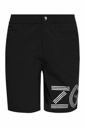 Swimming shorts with logo od Kenzo