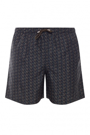 Patterned swim shorts od Zadig & Voltaire