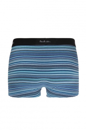 Patterned boxers with logo od Paul Smith