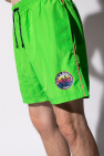 Dolce & Gabbana Swim shorts with logo