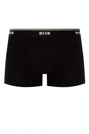 Boxers with logo od MSGM