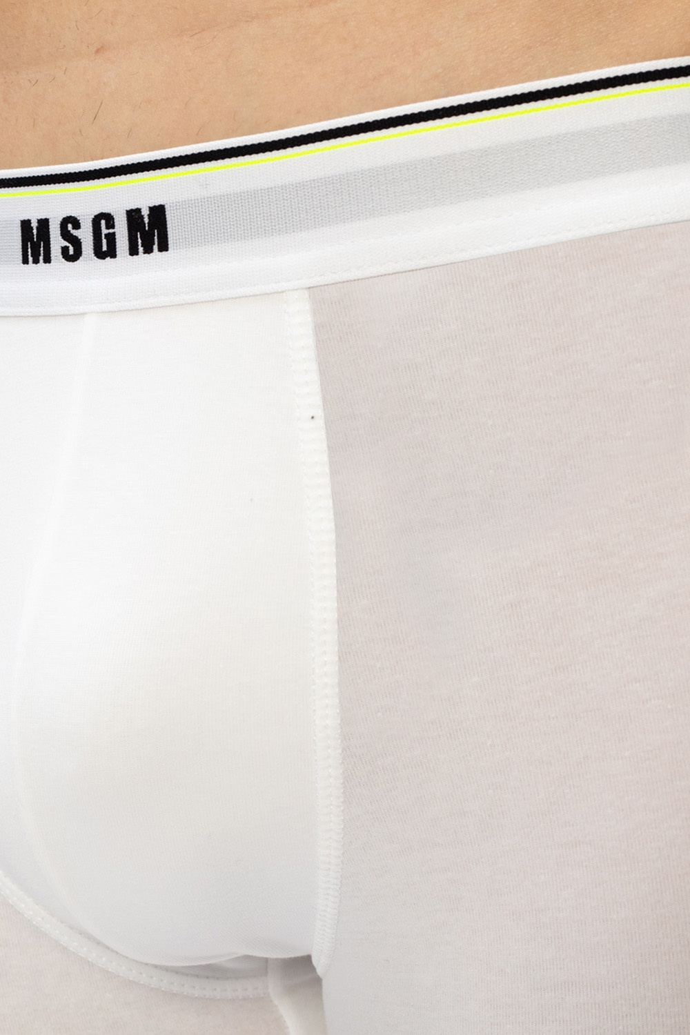 MSGM Boxers with logo