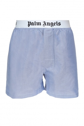 Logo printed boxers od Palm Angels