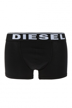 Boxers with a logo od Diesel
