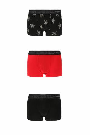 Branded boxers three-pack od Diesel