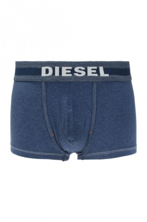Boxers with embroidered logo od Diesel