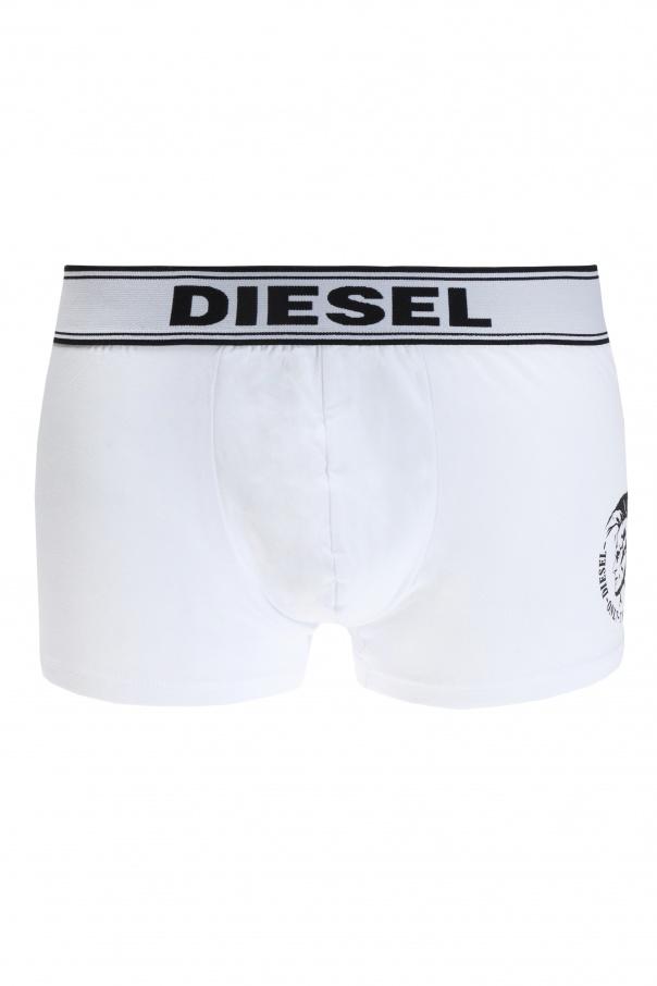 Diesel Logo-printed boxers