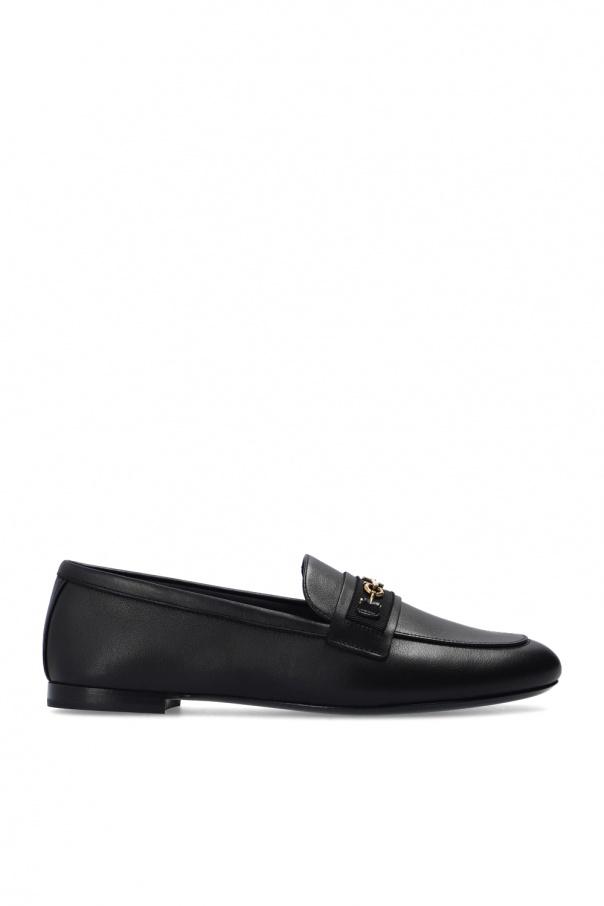 Salvatore Ferragamo 'Archie' leather moccasins