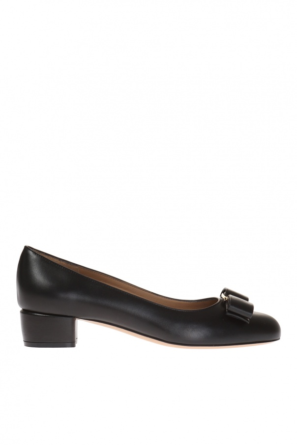 Salvatore Ferragamo 'Vara' pumps