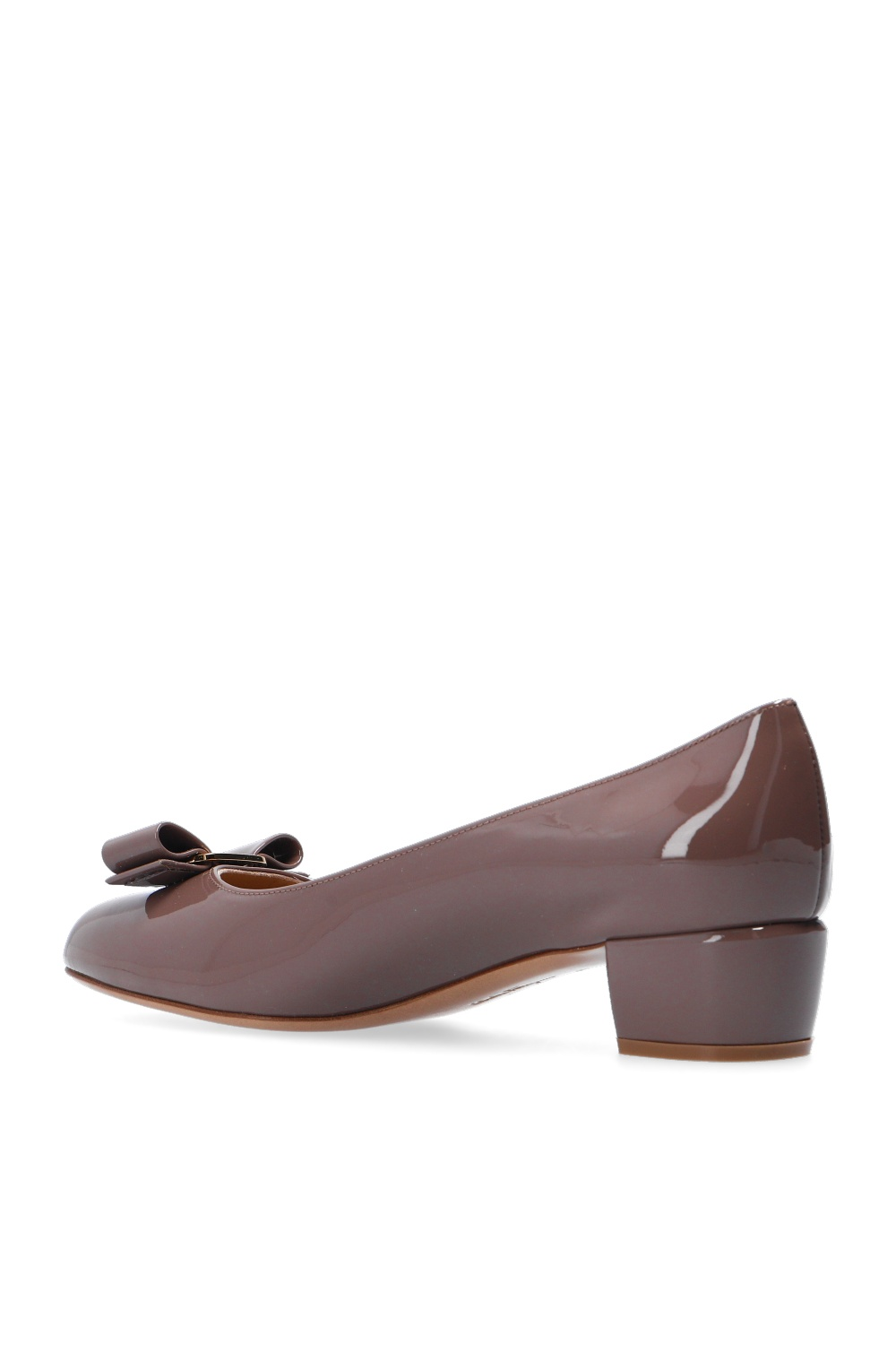 Salvatore Ferragamo 'Vara' heeled pumps